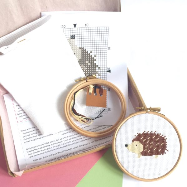 hedgehog-cross-stitch-hoop-and-supplies-for-kit