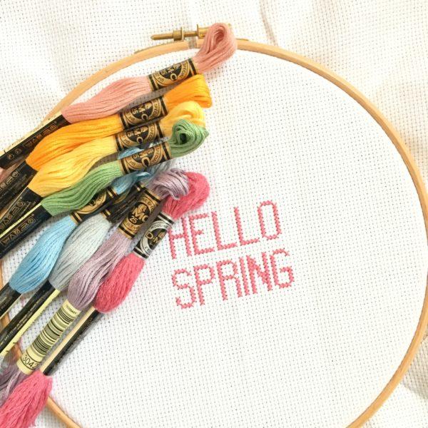 hello-spring-cross-stitch-design