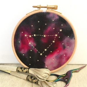 star-sign-constellation-cross-stitch-hoop