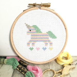 unicorn-cross-stitch-hoop