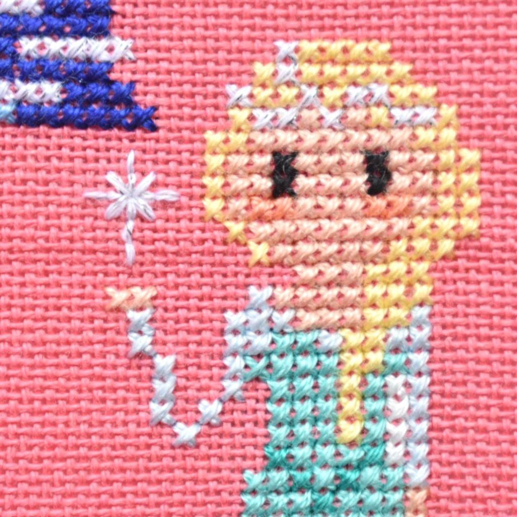 cross-stitch-pattern-on-evenweave