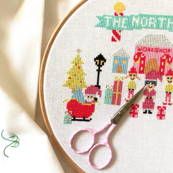 north-pole-stitch-a-long-retro
