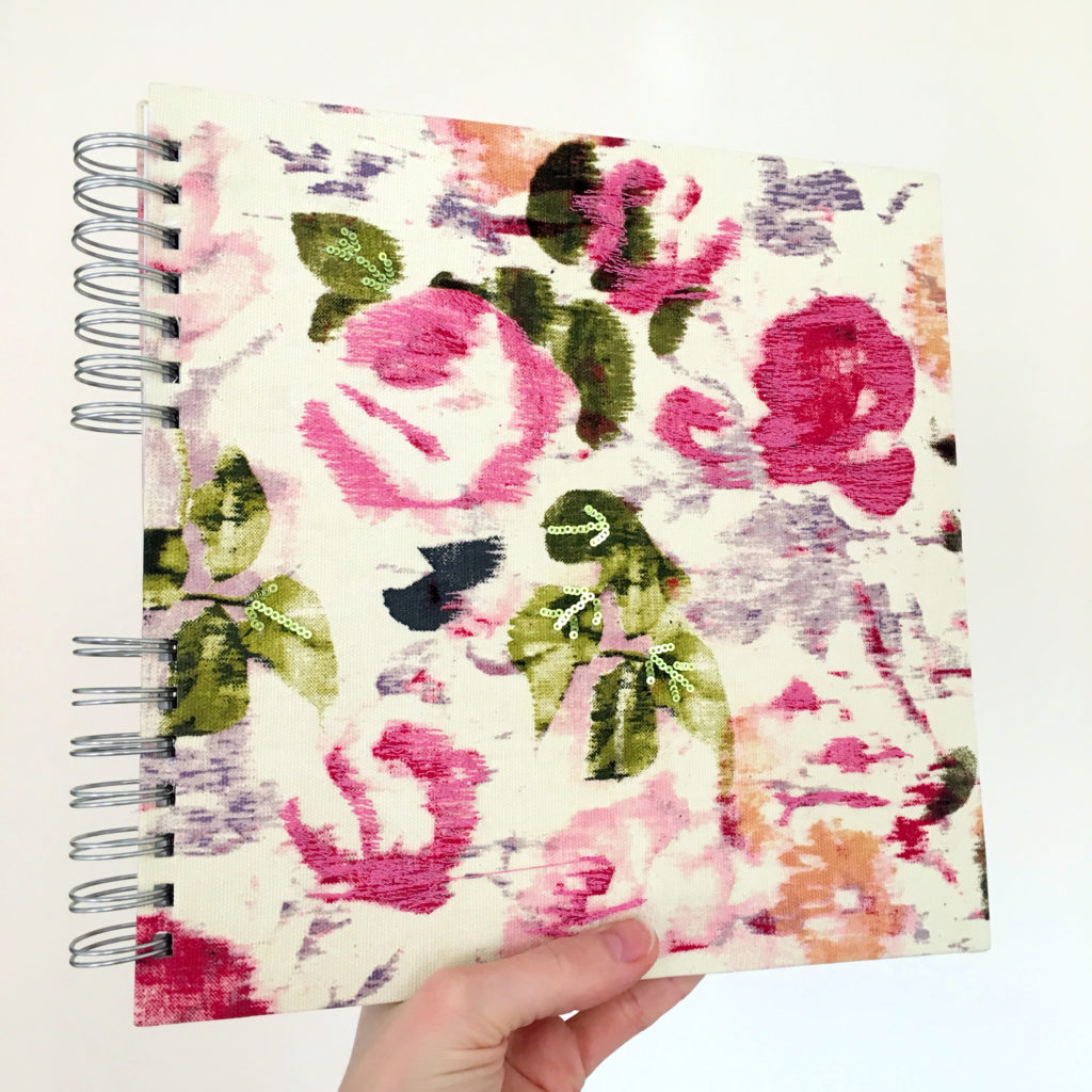 flower-scrapbook